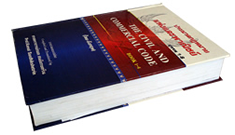 book cover Civil and Commercial Code Thailand